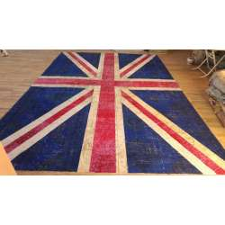 Vintage Rugs Blog How Is Union Jack